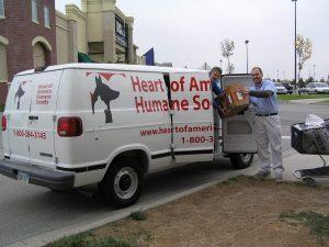 HAHS Van